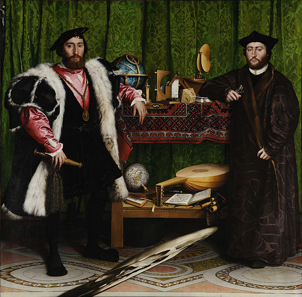 608px-Hans_Holbein_the_Younger_-_The_Ambassadors_-_Google_Art_Project