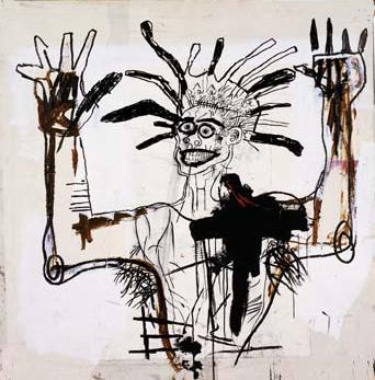 basquiat autoportrait