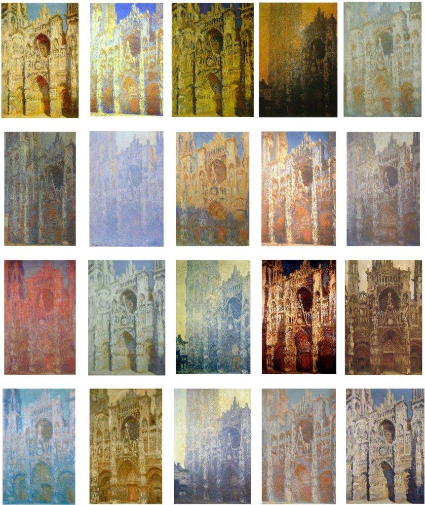 Monet-Claude-cathedrale-de-Rouen