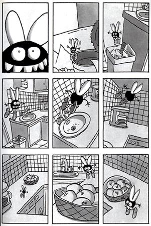 Mini pr cis de bande dessin e arts plastiques - Un mot qui se lit dans les deux sens ...