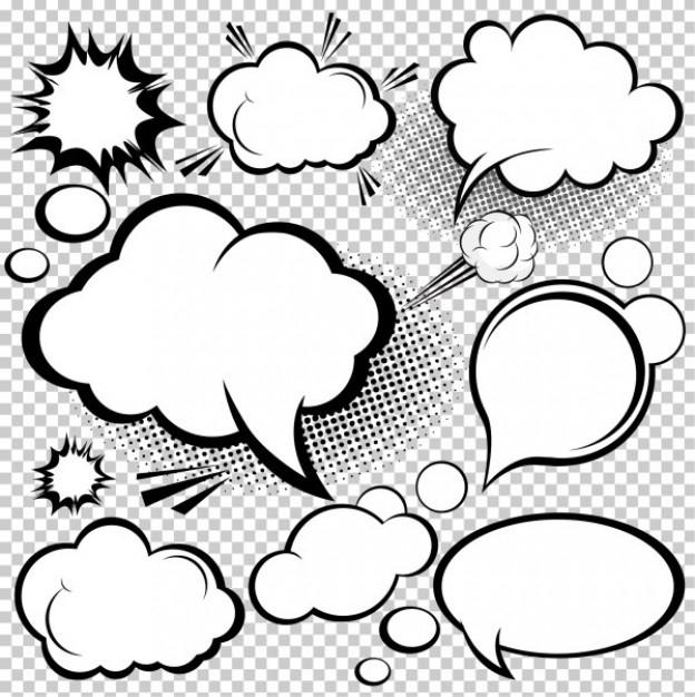 style-de-bande-dessinee-de-champignons-couche-vectorielle-nuages_34-34337