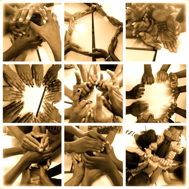 mains arts plastiques