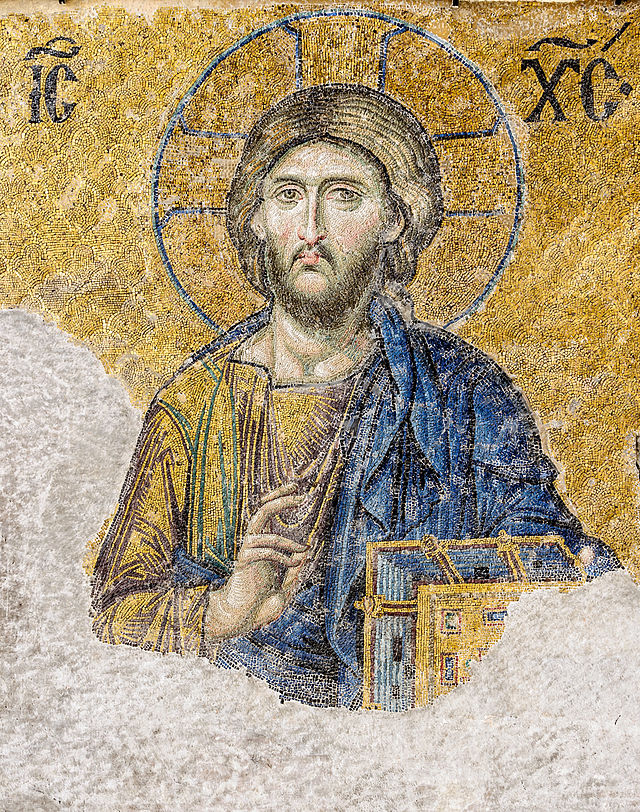 640px-Christ_Pantocrator_Deesis_mosaic_Hagia_Sophia
