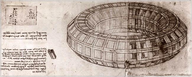 L3-mazzocchio_Leonardo da Vinci_manoscritto