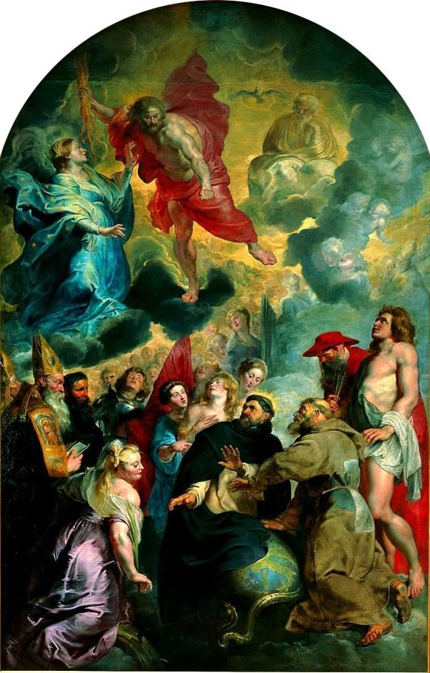 Rubens-Colère-du-Christ-Lyon