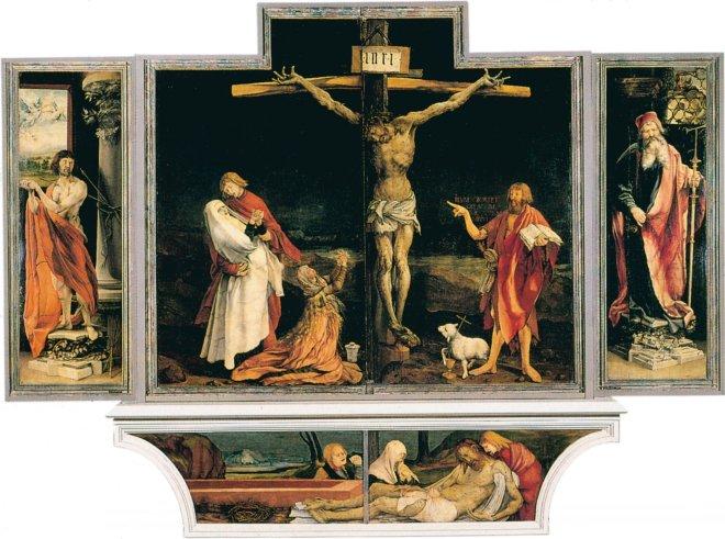 064[amolenuvolette.it]1512-1516 matthias grünewald le retable d'issenheim