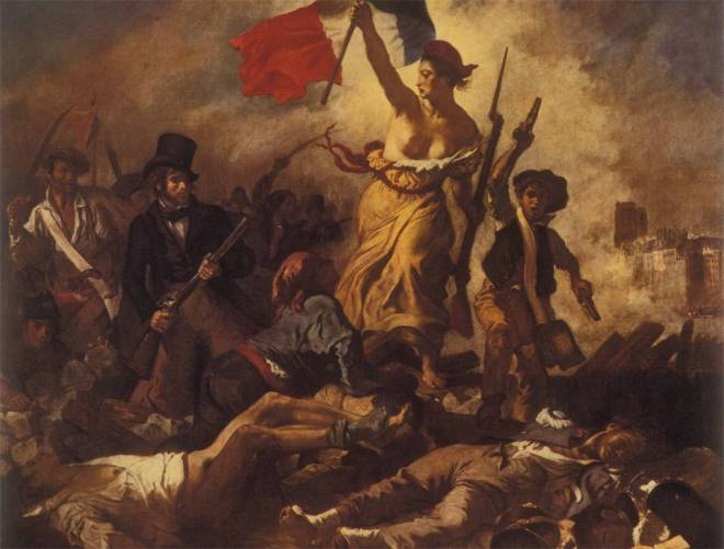 Liberteguidantlepeuple