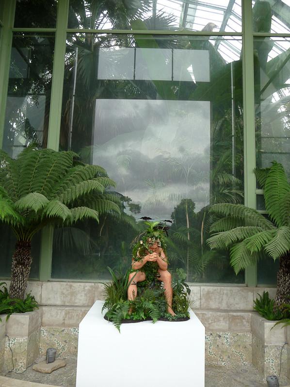 La flore dans l art arts plastiques for Fiac 2015 jardin des plantes