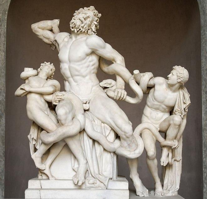 sculpture-grec-dieu