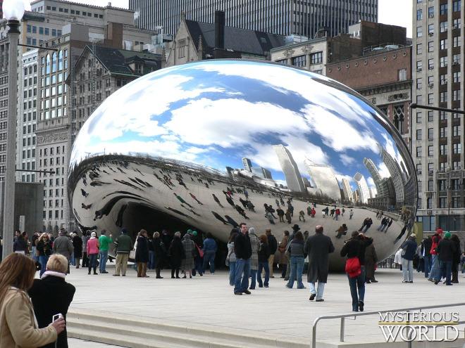 30-Amazing-Cloud-Gate-Sculpture-Photos-33