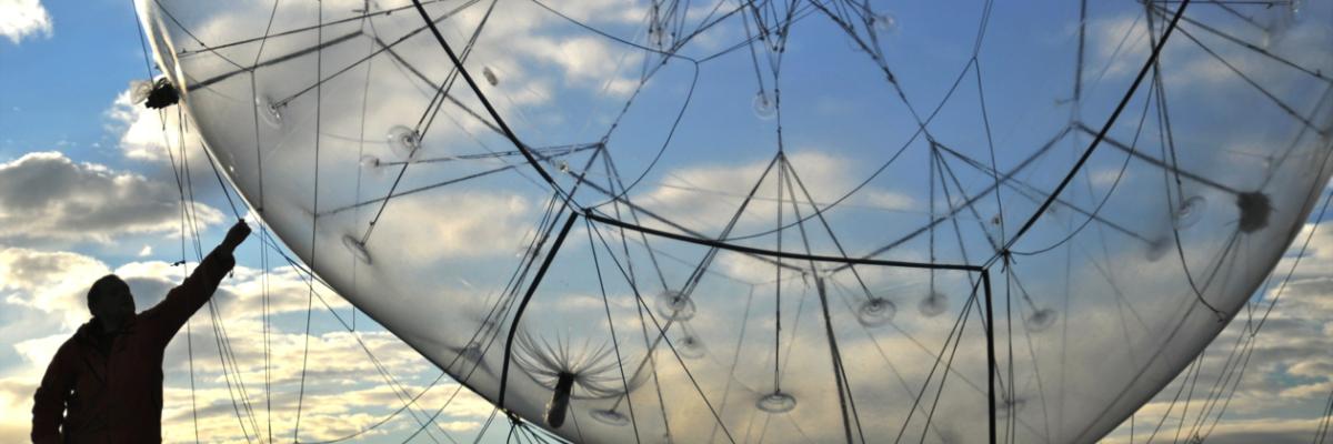 Les nuages dans l art contemporain arts plastiques for Miroir dans l art
