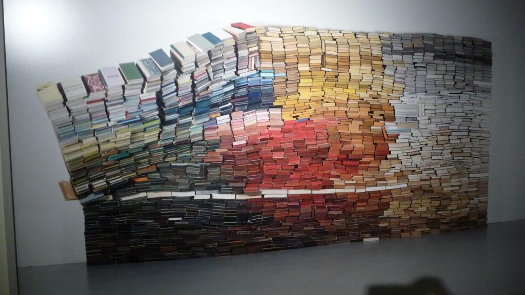 Le livre dans l art arts plastiques for Art contemporain livre