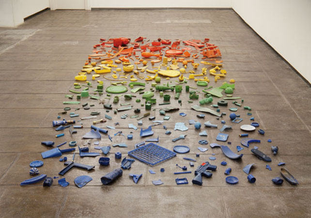 Souvent Le plastique dans l'art contemporain – Arts Plastiques BL22