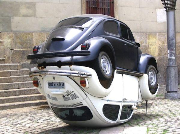 coccinelle volkswagen art