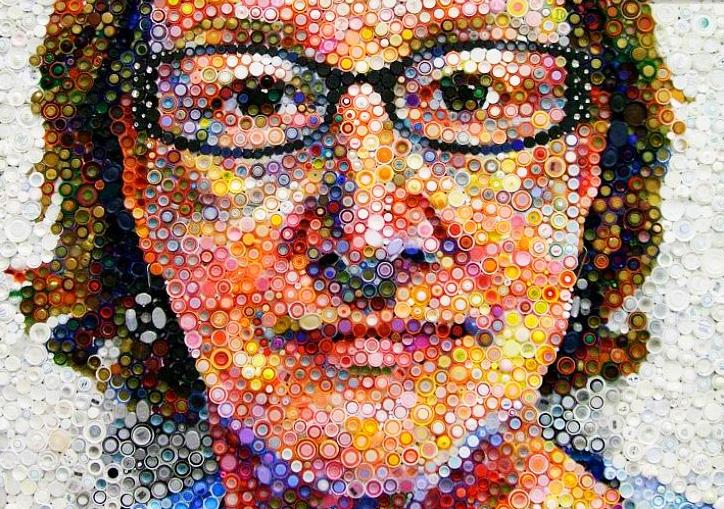 Bien-aimé déchets et détritus dans l'art contemporain – Arts Plastiques BM05