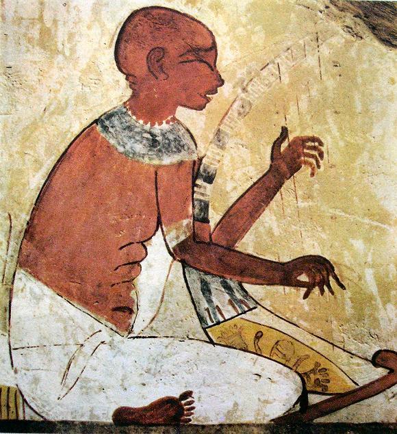 harpiste-egyptien