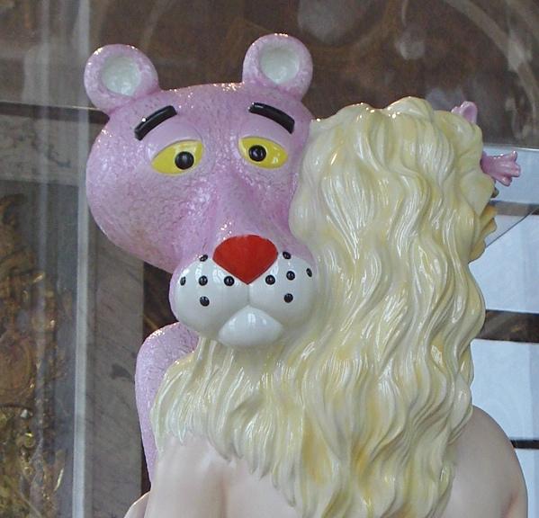 Versailles-Koons-Pink-Panther-salon-Paix-1