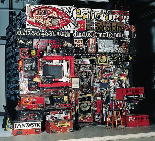 0-Ben (Vautier) magasin de Ben 1958-1972_JPG