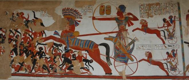 Fresques-temple-de-Beit-el-Wali-expedition-Ramses-II--2-