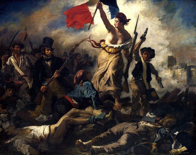 970px-Eugène_Delacroix_-_La_liberté_guidant_le_peuple
