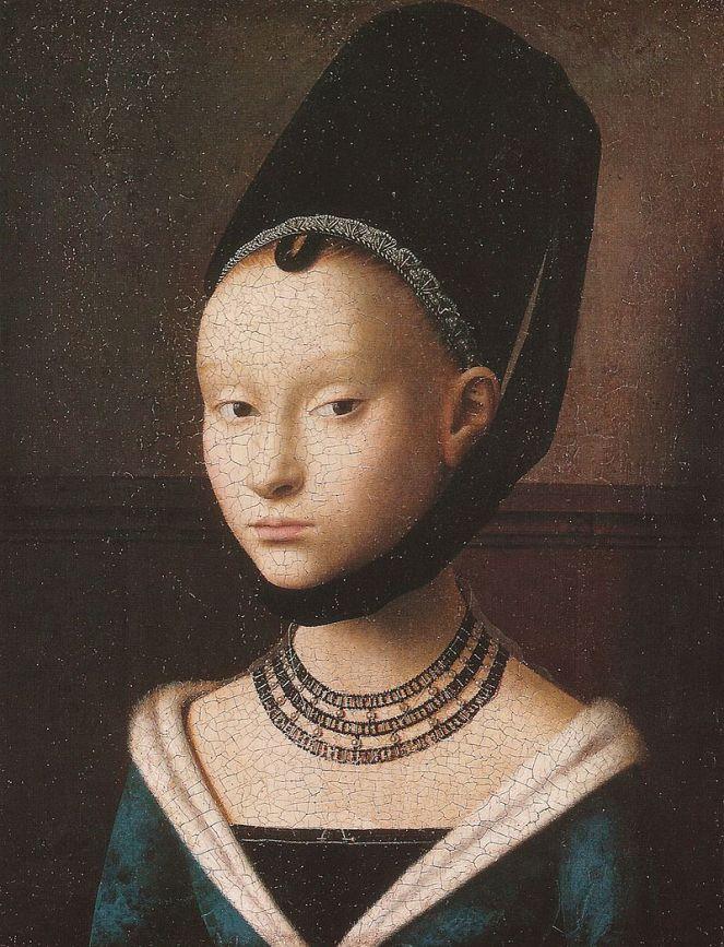 Petrus_Christus,_Portrait_of_a_young_girl