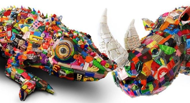 plastique_art_recyclé