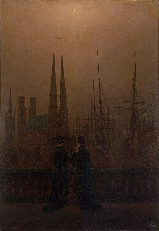 Night-in-a-Harbour