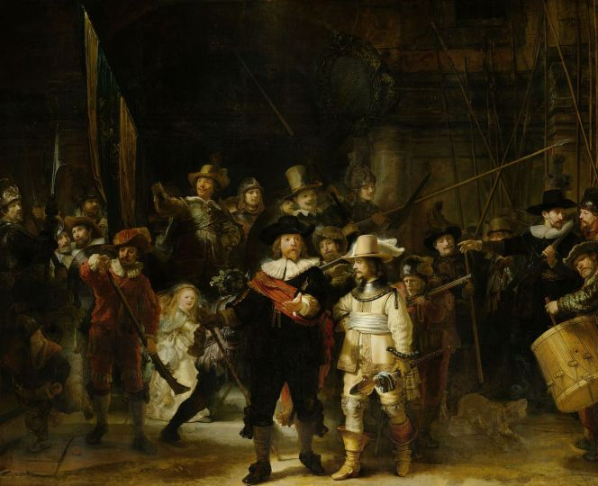 The_Nightwatch_by_Rembrandt_-_Rijksmuseum