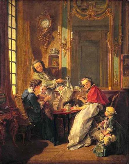 boucher-1739-louvre-petit-dejeuner